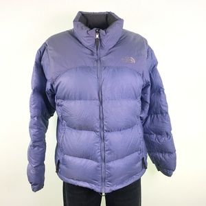 North Face Retro Nuptse Jacket DR00726 Sz L